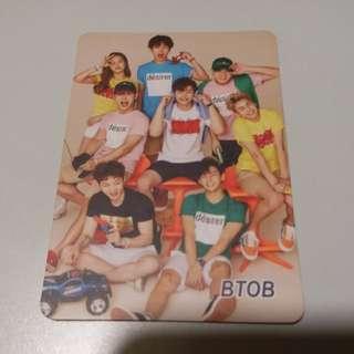btob團體卡