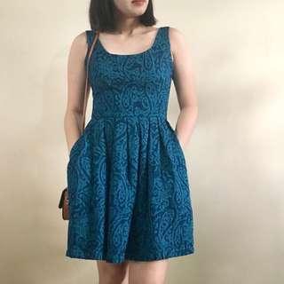 Jack Mini Paisley Dress