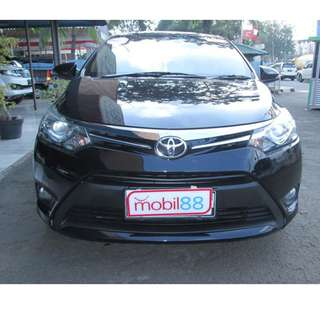2014 Vios G AT Hitam Metalik
