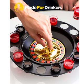Drinking Roulette - Free Courier Delivery included