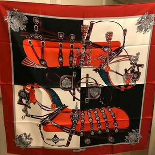 Hermes, 90 x 90 絲巾