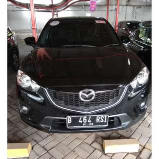 2014 CX-5 GT 2.5	AT Hitam Metalik