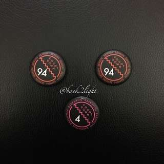 EXO Official Goods - EXO Countdown Badge (limited)