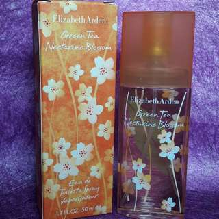 (AUTHENTIC) Elizabeth Arden Green Tea Nectarine Blossom 50ml