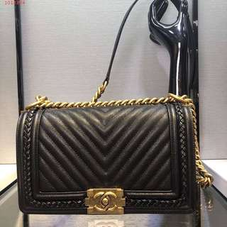 Chanel Le Boy Shoulder Bag