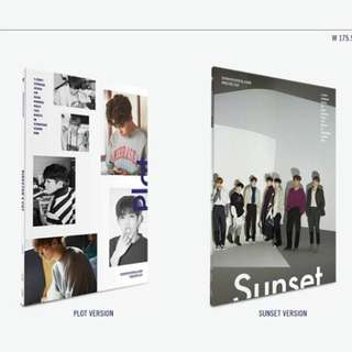 SEVENTEEN SPECIAL ALBUM DIRECTOR'S CUT PLOT/SUNSET