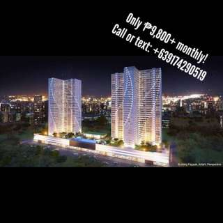 5-Star Residences in Quezon City at the Back of SM North EDSA