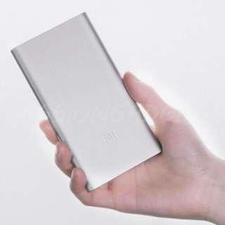 Ultra Thin 5000mAh Gen2 Xiaomi Power Bank Portable Charger