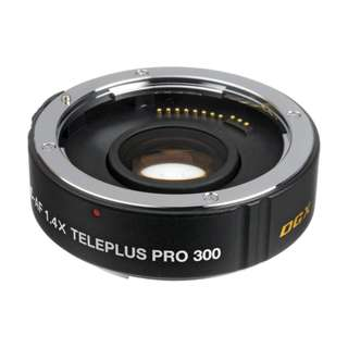 Kenko 1.4x Teleplus PRO 300 DGX AF Teleconverter (for Canon or Nikon)