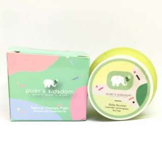 Baby Booster Balm
