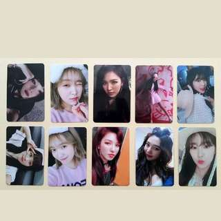 GO Red Velvet - The perfect red velvet photocard