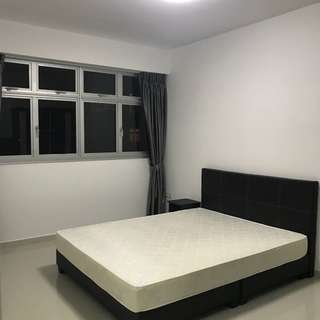 Master bedroom for rent @ 811A CCK