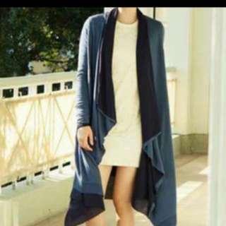 新年價 initial 2 ways wear one piece 羊毛連身裙