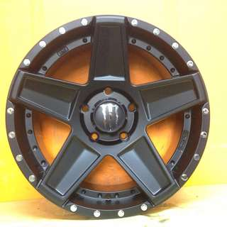 20 inch SPORT RIM MONSTER ENERGY LE 648 LAND CRUISER