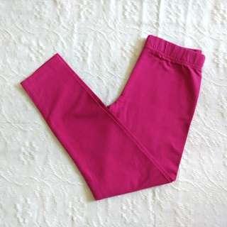 Pink Leggings for Girls