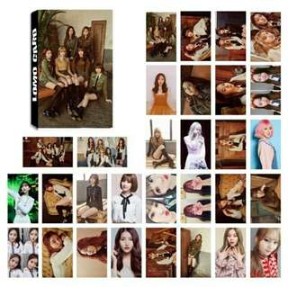 gfriend 30pcs lomo cards