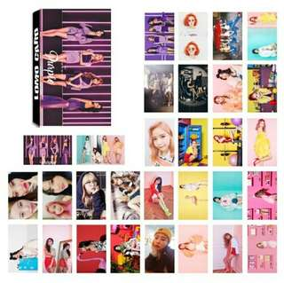 mamamoo 30 pcs lomo card