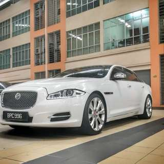 Jaguar XJL 5.0 V8 Supercharged