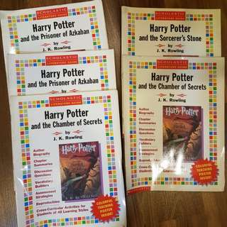 Harry Potter Literature Guide
