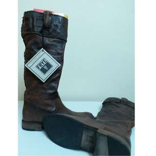 FRYE Boots USA From RM869 to RM600 now!
