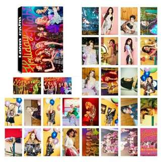 girls generation 30 pcs lomo cards