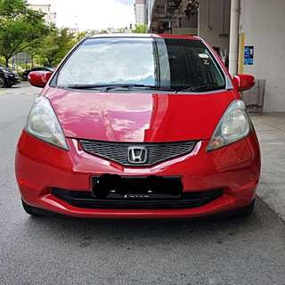 Honda Fit auto for monthly rent