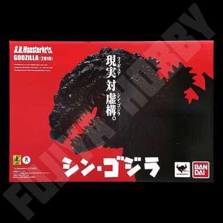 S.H. MonsterArts SHMA Godzilla 2016