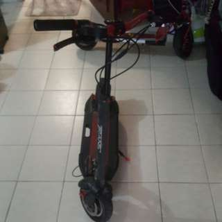 OEM scooter..battery faulty..