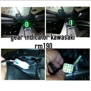 gear indicator kawasaki