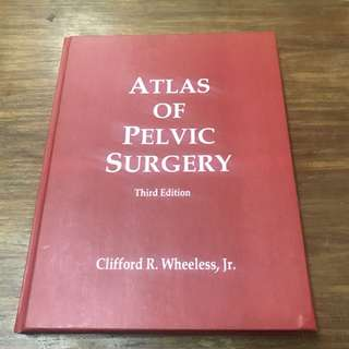 Atlas of Pelvic Surgery