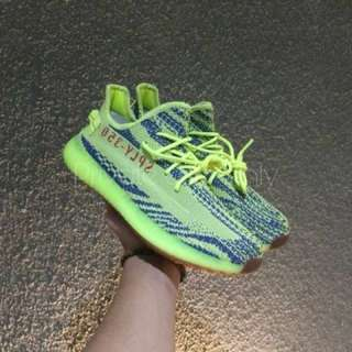 (Best Seller) Adidas Yeezy Boost 350 V2 Semi-Frozen Yellow