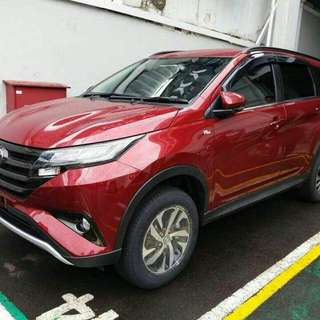 All New Rush Trd Matic 2018