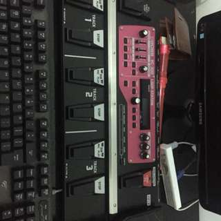Boss Rc 300 Loopstation Mulus Murahhhh