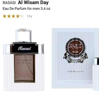 Rasasi Al Wisdam Day Meb