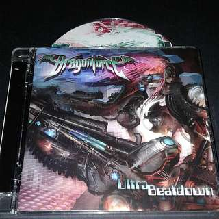 Dragonforce  (Ultra Beatdown) Cd  Speed$power Metal