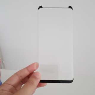 S8 Plus glass screen protector
