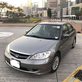 HONDA CIVIC VTI 2004