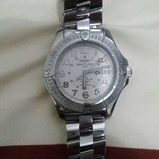 Breitling gmt 手錶