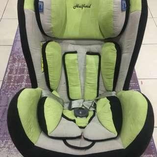 Halford Car Seat