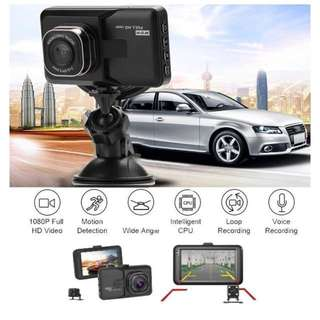 Car Camera - Brand New, Front & Rear View Record DVR