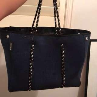 Prene bags neoprene tote shopper bag