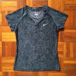 Nike Dri-Fit Gym Yoga Workout Sports Top #springclean60
