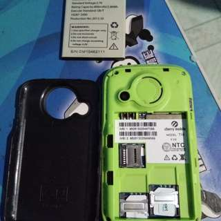 Backup phone