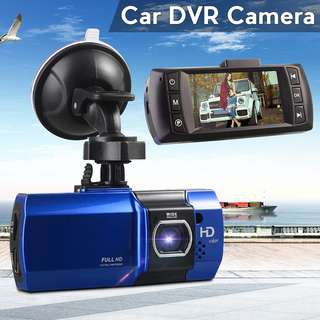 HD 2.7'' LCD 1080P Car DVR Vehicle Camera Video Recorder Dash Cam Night Vision (PO)