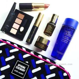 Estēe Lauder opening ceremony make-up kit