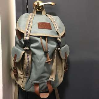 Doughnut x Ferment Backpack 背囊 背包 山系 文青