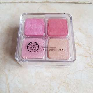 Eyeshadow Shimmer Cubes