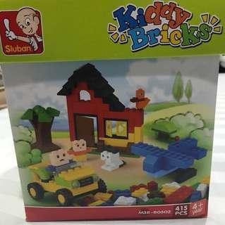Lego Kiddy Bricks