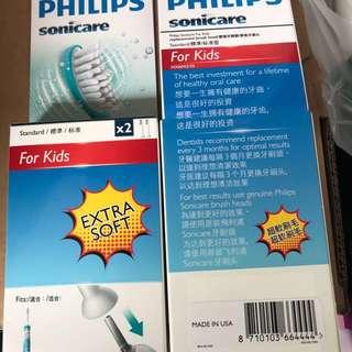 Philips HX6042/35 Brush Head