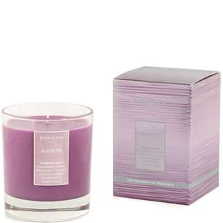 NEW Bahoma Fragranced Candle (Black Fig/Cedarwood and Moss/Seduction/Al Fresco)